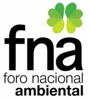 LogoForoNacionalAmbiental
