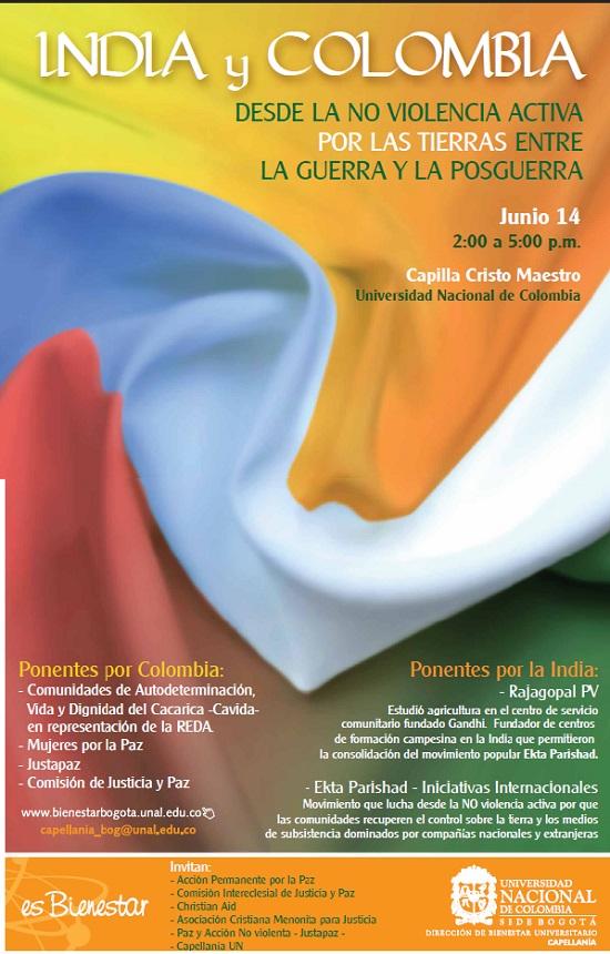 EventoIndiaColombia2013