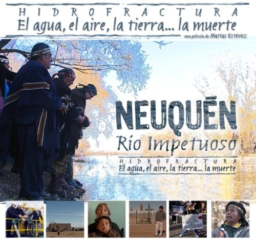Hidrofractura, el agua, la tierra, la muerte2013