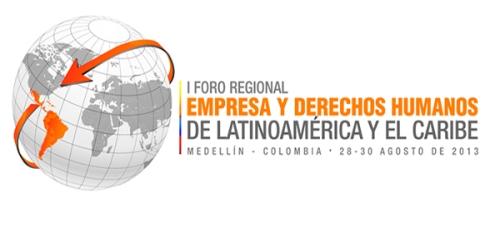 LogoRegionalForum Medellin 2013