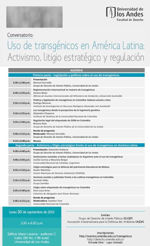 Microsoft Word - Agenda_Transgenicos.doc