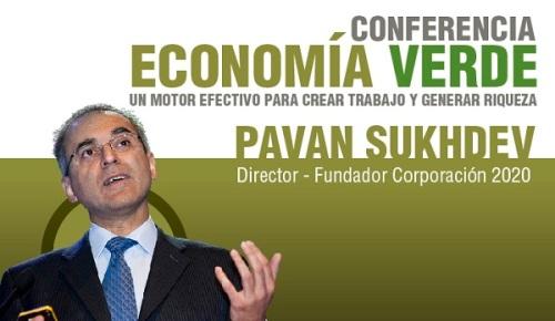 Conferencia Economia Verde 2013