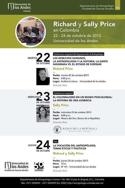 Conferencia Saramaka 2013
