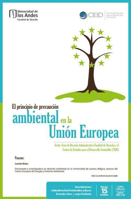 Principio de Precaucion Ambiental en la UE 2013