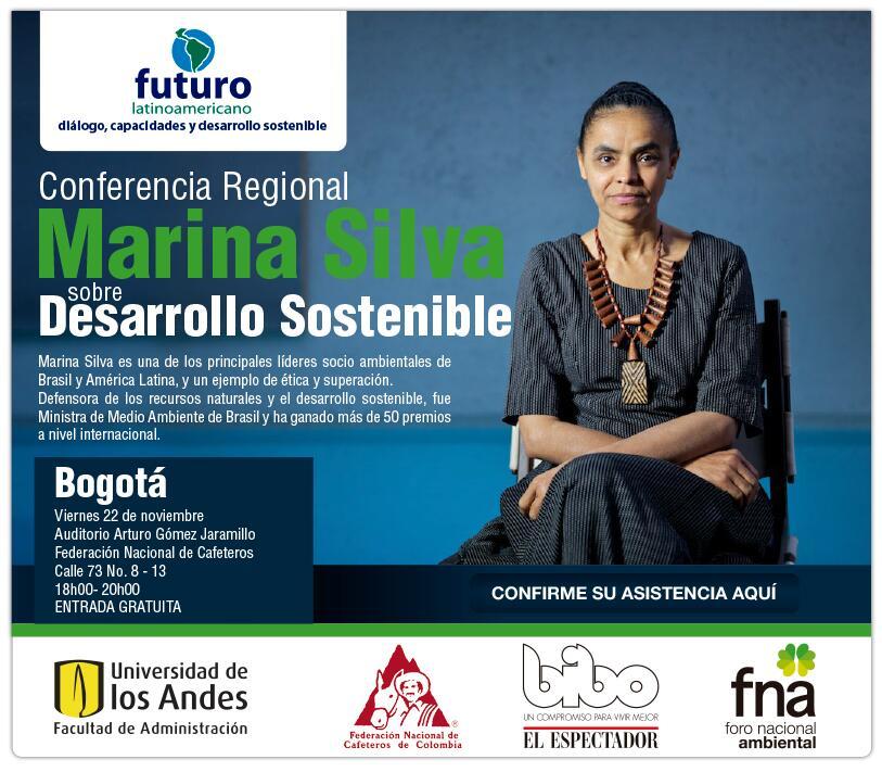 Evento con Marina Silva 2013