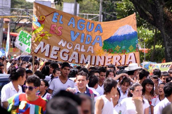 Foto Marcha Santurban Vanguardia 2013