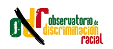 logo ODR Observatorio discriminacion Racial