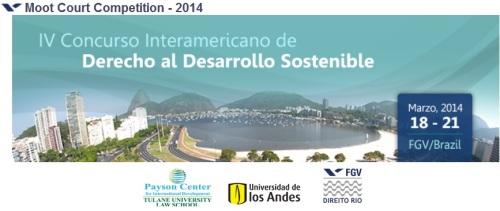 Concurso Desarrollo Sostenible 2014