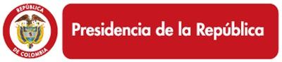 escudo presidencia de Colombia 2013