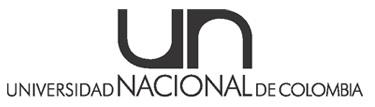 Logo Universidad Nacional de Colombia 2013