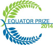 Equator Prize Logo 2014