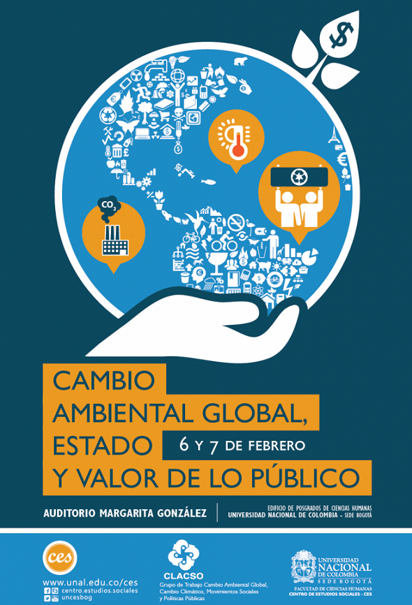 Cambio Ambiental Global 2014