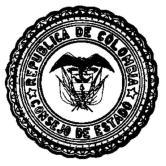 Logo Consejo de Estado Colombia