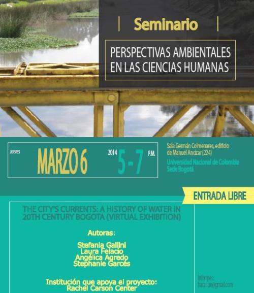 Seminario perspectivas ambientales 2014