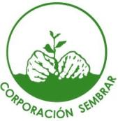 Logo Corporacion Sembrar 2014