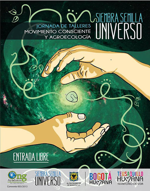 Jornada Agroecologia Bogota 2014