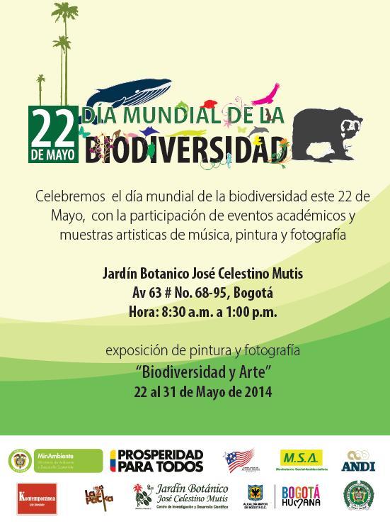 Dia Biodiversidad 2014