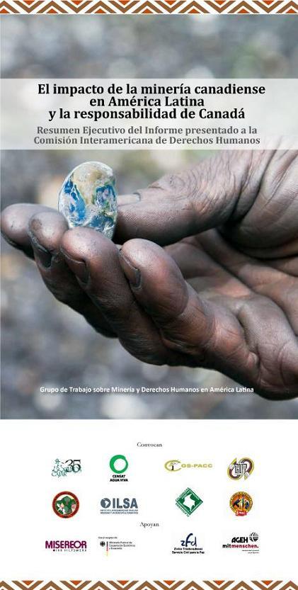 Evento impacto mineria canada 2014