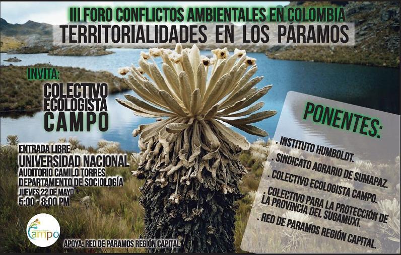 Foro Campo Paramos 2014