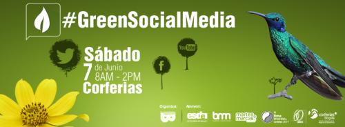 Green Social Media 2014