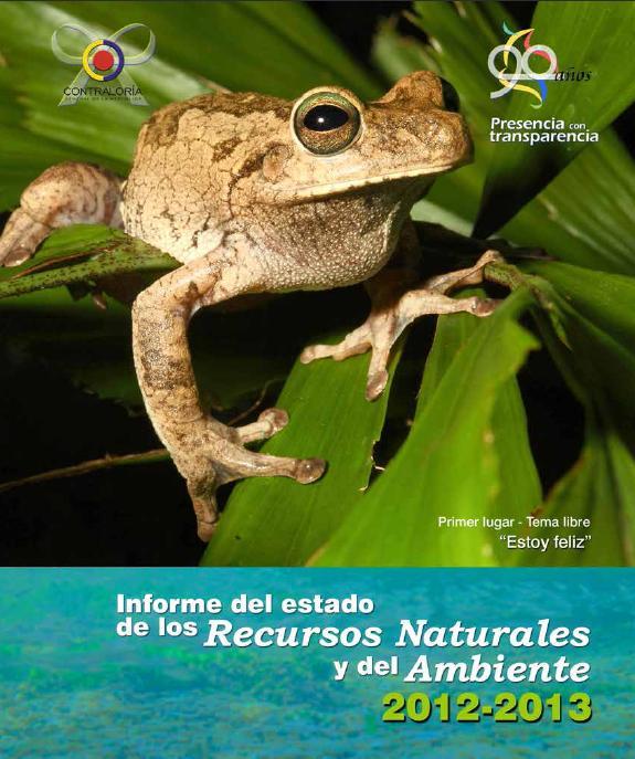 Informe Contraloria 2012-2013