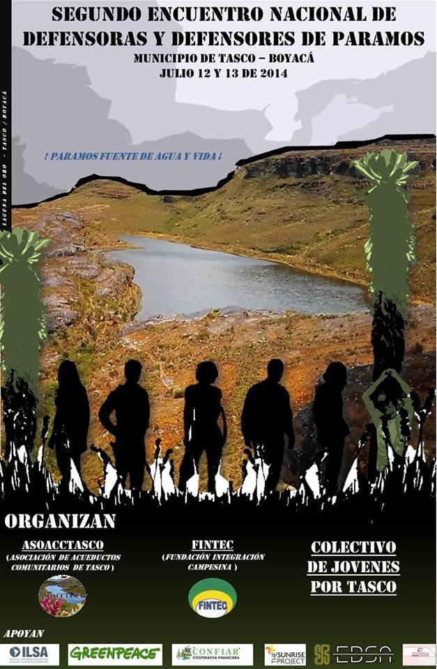 2 Encuentro de paramos Tasco Boyaca