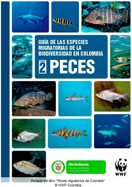 Libro peces migratorios