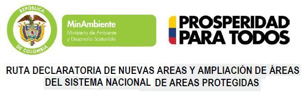 Proyecto Ruta declaratoria 2014