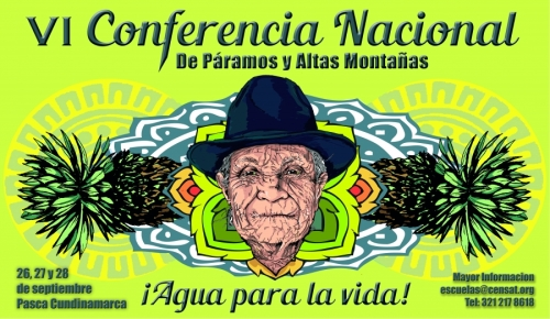 Conferencias paramos 2014