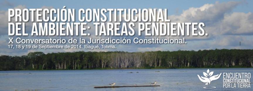Encuentro constitucional 2014