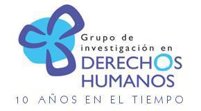 Grupo Derechos Humanos U Rosario 2014