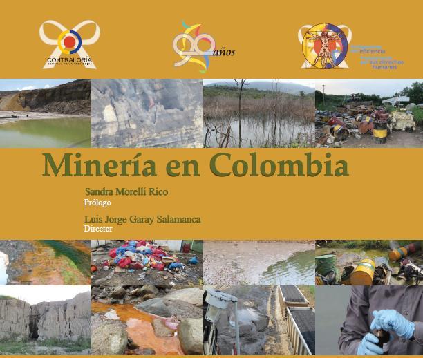 mineria contraloria General