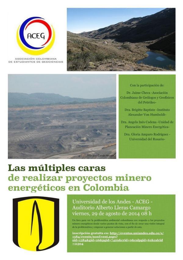 mineria y ambiente 2014