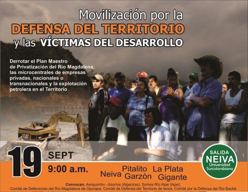 Movilizacion 19 Sep-1