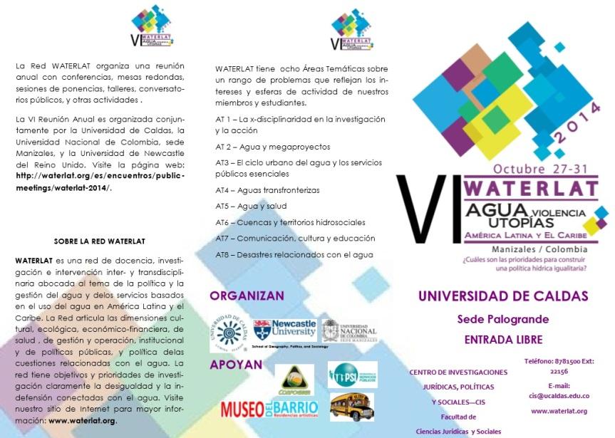Brochure 2 waterlat 2014