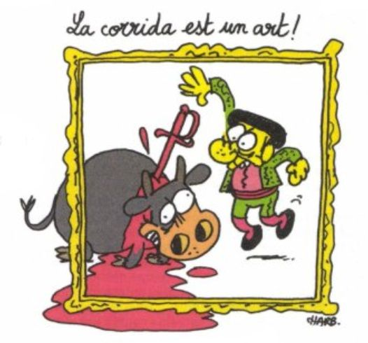 CH-Bullfighting-Art-by-Charb