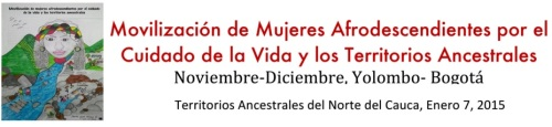 Mujeres Cauca 2015
