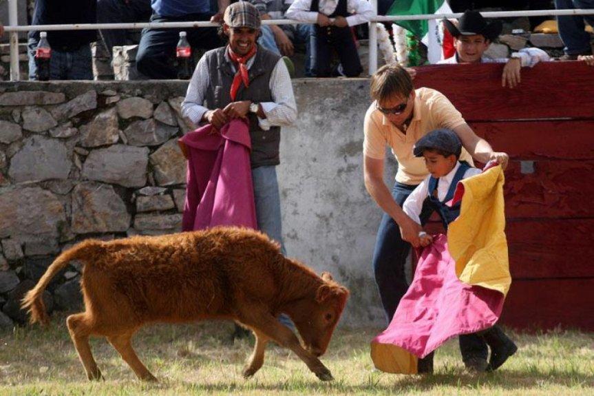 Infancia Tauromaquia2015