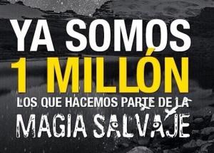 magia salvaje 1 millon