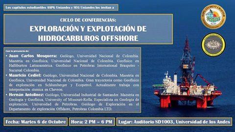 conferencias hidrocarburos