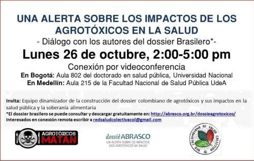 impactos agrotoxicos