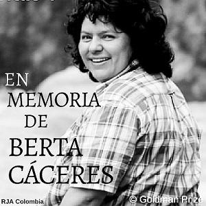 Berta Cáceres: defensora del ambiente