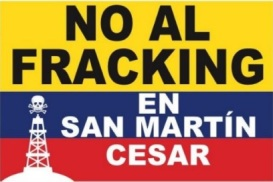 san martin sin fracking