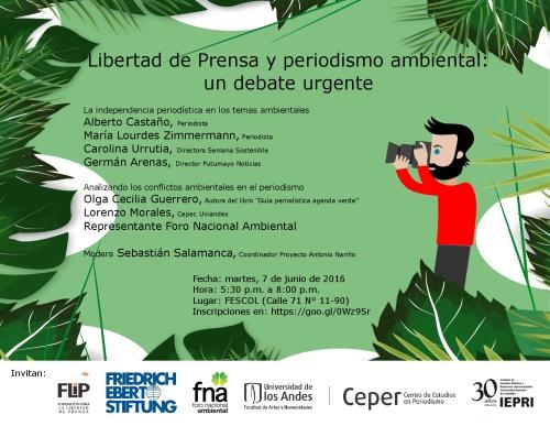 La Libertad de Expresión en los conflictos ambientales-001