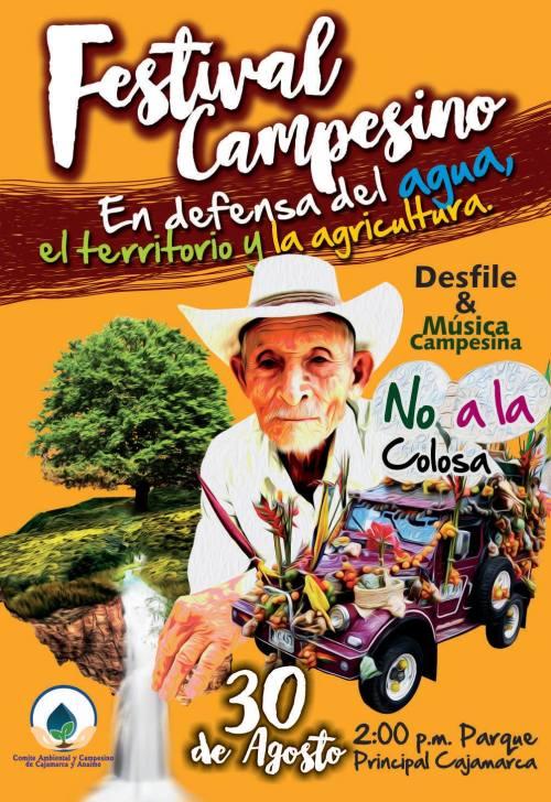 Festival campesino cajamarca