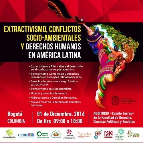 Extractivismo Redes
