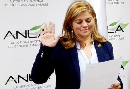 Perfil de Claudia Victoria González; nueva directora de la Autoridad Nacional de Licencias Ambientales(ANLA)