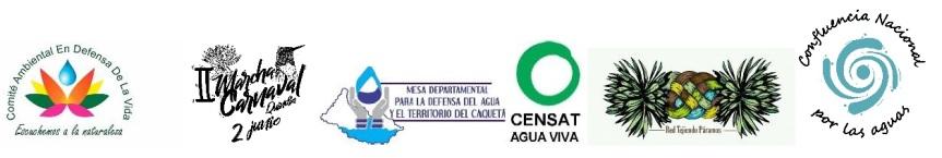 Convocatoria Rueda de Prensa: MARCHA CARNAVAL NACIONAL E INTERNACIONAL EN DEFENSA DEL AGUA, LA VIDA Y ELTERRITORIO